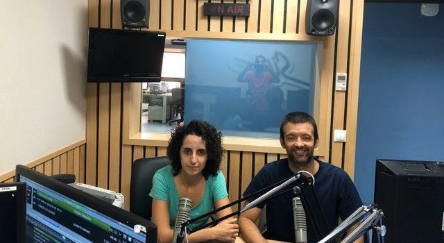 Entrevista Radio retangular